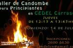 Taller gratuito de candombe