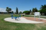 El Parque Baroffio se ilumina