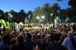 Banda Sinfónica en Plaza de los Olímpicos