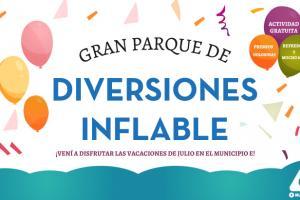 VACACIONES DE JULIO EN EL MUNICIPIO E
