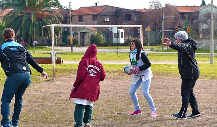 Rugby para Todos/ Escuela nº249