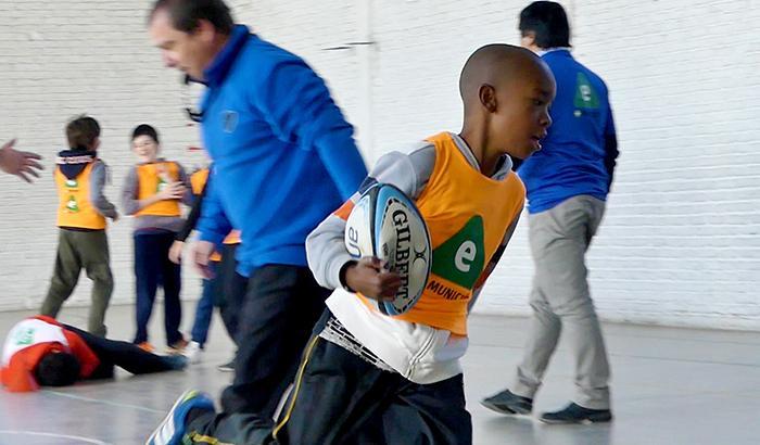 Rugby para Todos / Escuela Japón