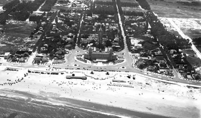 Vista aérea. Año 1930. (Foto 131e FMH.CMDF.IMM.UY)
