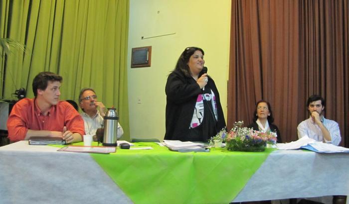 """Alcaldesa Susana Camarán presenta la línea """"Infraestructura y servicios básicos"""""""