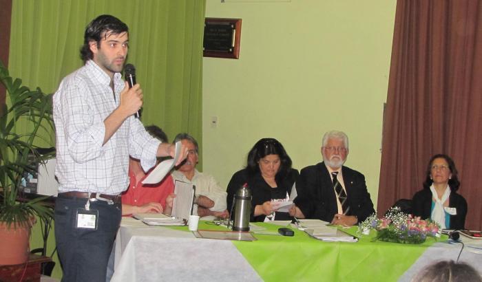 """Concejal Municipal Nicolás Martinelli presenta la línea """"Desarrollo Económico y"""