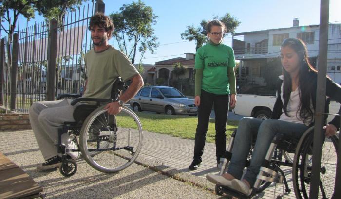 Promotores de Inclusión proponen actividades de sensibilización, previo al Cabil