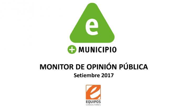 Primera Encuesta de Opinión Pública - Año 2017
