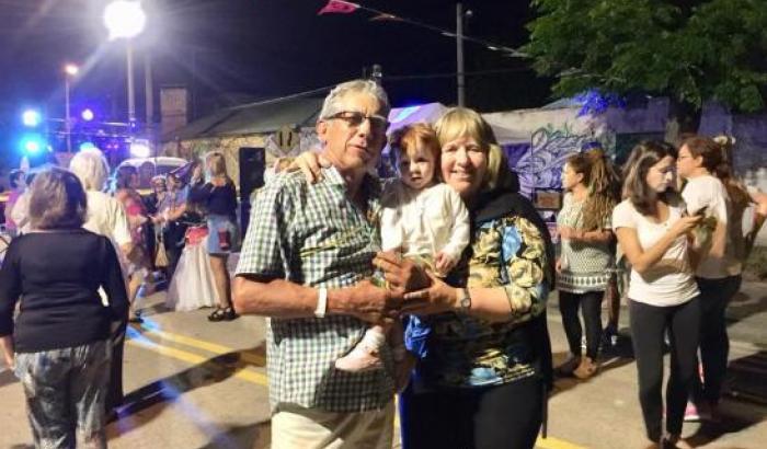 Baile Callejero de Carnaval - enero en Malvín