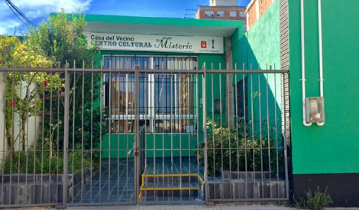Centro Cultural Misterio | Casa del Vecino