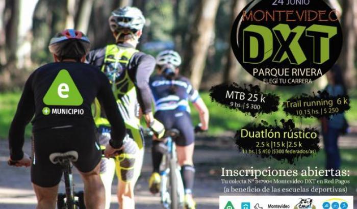 Encuentro Multideportivo DXT en el Parque Rivera