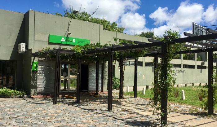 Centro Comunal Zonal 8
