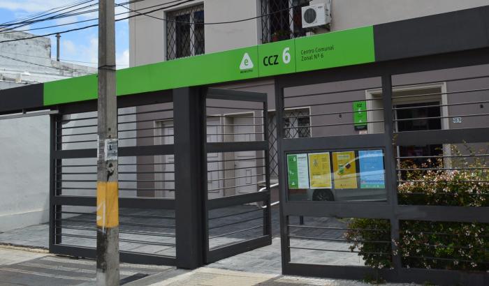 Centro Comunal Zonal 6