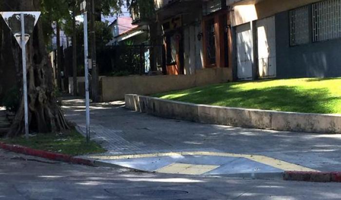 Nuevas rampas de accesibilidad en Malvín