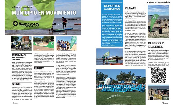 """¡Nueva edición de """"ENTRETOD@S"""", la revista del Municipio E!"""