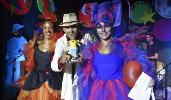 Gustavo García, la Figura de Samba del Municipio E, fue electo también como ganador en la instancia departamental.