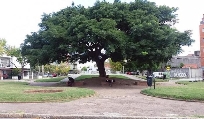 Plaza Bertolt Brecht
