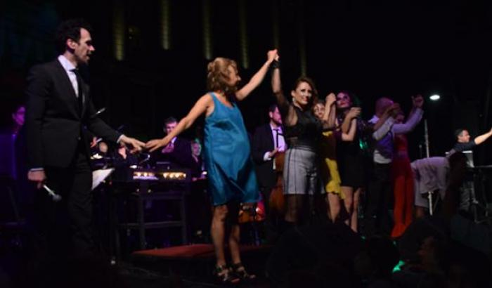 Banda Sinfónica + Dj Paola Dalto y muestra fotográfica en el Municipio E por el Mes de la Mujeres