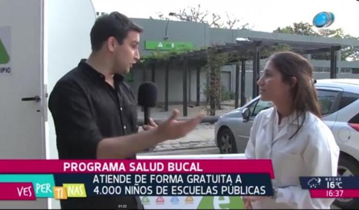 Vespertinas - Entrevista por Consultorio Odontólogico