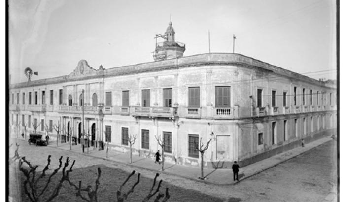 Taller sobre Patrimonio en La Unión - Villa Española