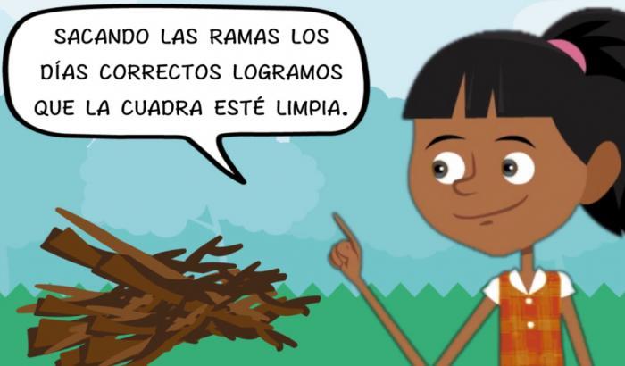 Campaña #YoCuidoMiBarrio - Spot 1: Las Podas