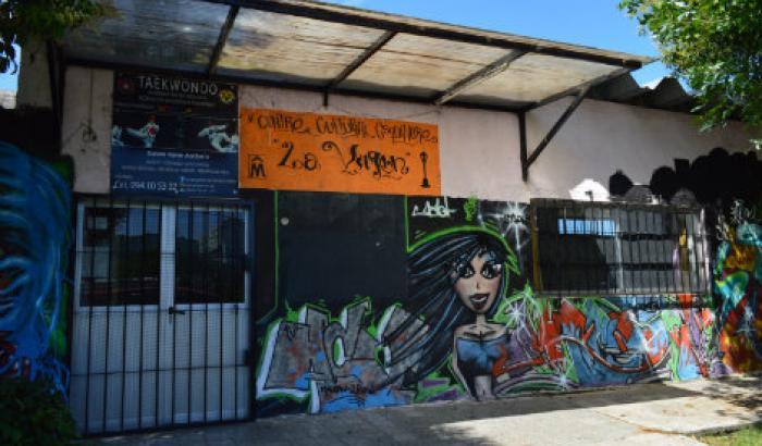 Local del Club La Virgen