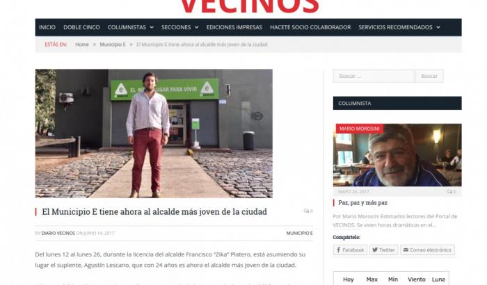 Diario Vecinos