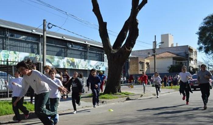 Deporte en el barrio