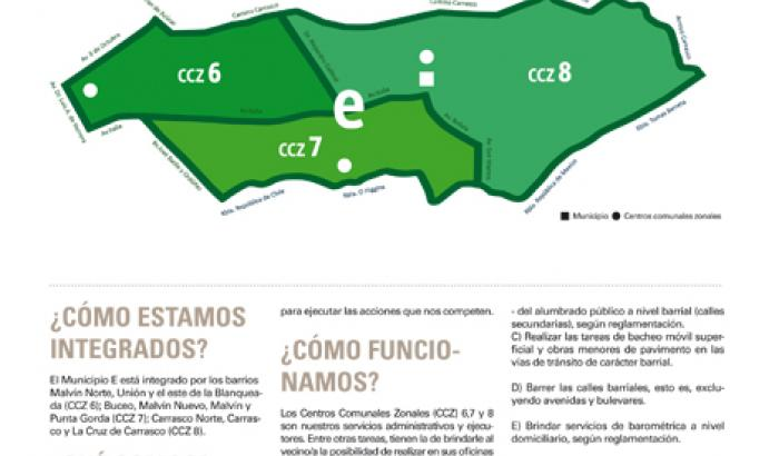 "Salió ""ENTRE TOD@S"", la nueva revista del Municipio E"