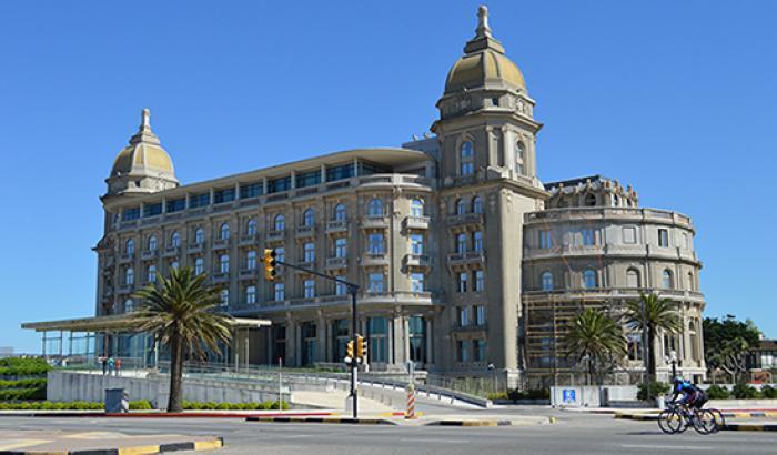 Hotel Carrasco hoy