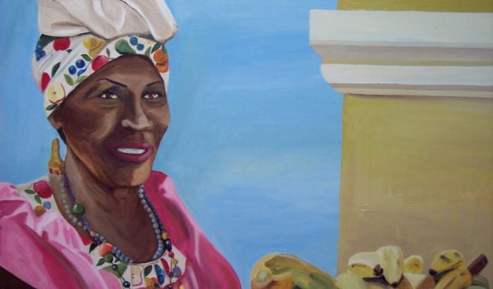 Pintura de Julia Afonso Chillón