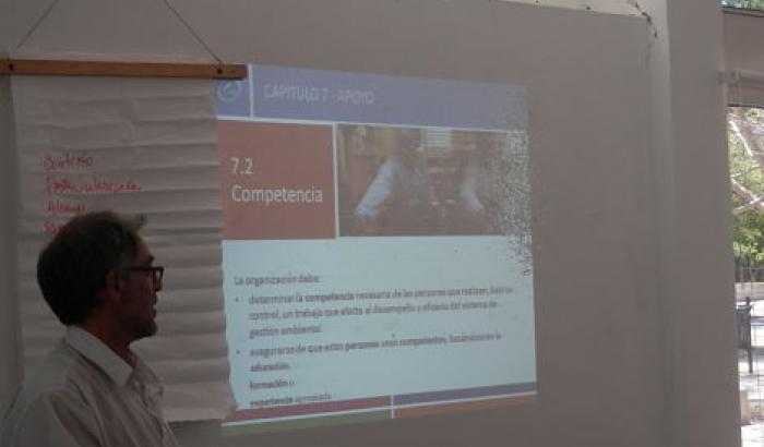 Curso de actualización de norma ISO 14001