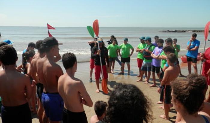 Lanzamiento de la Escuela del Mar 2017