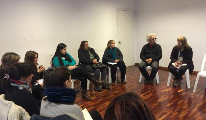 Foto web Esquinas de la Cultura - Primer encuentro Taller de Vestuario Artístico