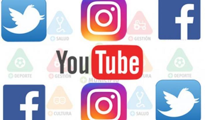 El Municipio E en las redes sociales