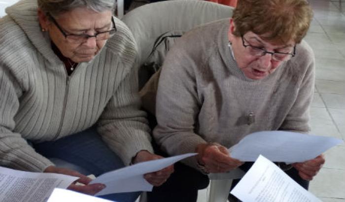 Taller de memoria y cognición - Red de Adultos Mayores