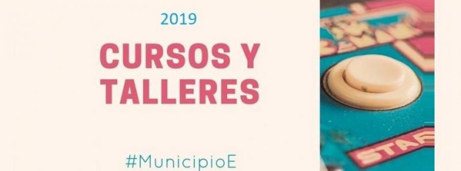 GUÍA 2019 de CURSOS Y TALLERES